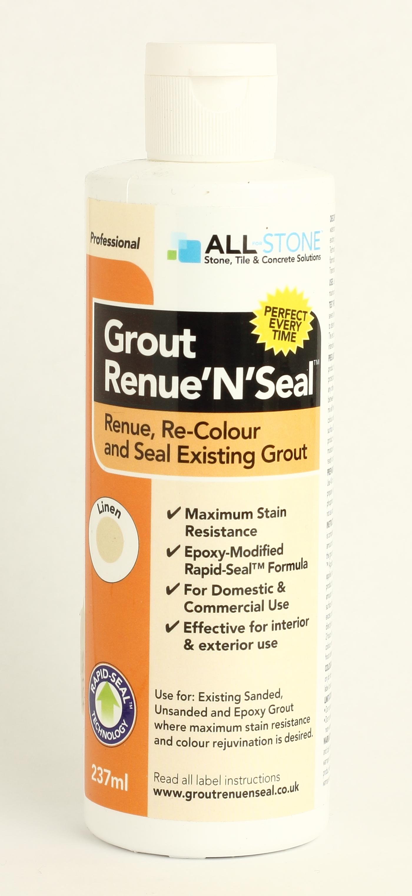 Grout Renue N Seal Linen 237 Ml Grout Renue N Seal